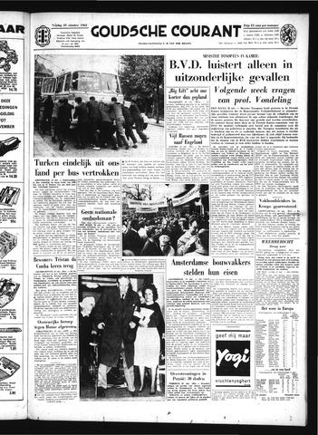 Goudsche Courant 1963-10-25