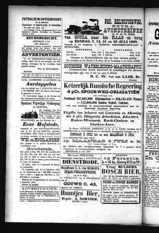 Goudsche Courant 1889-07-04