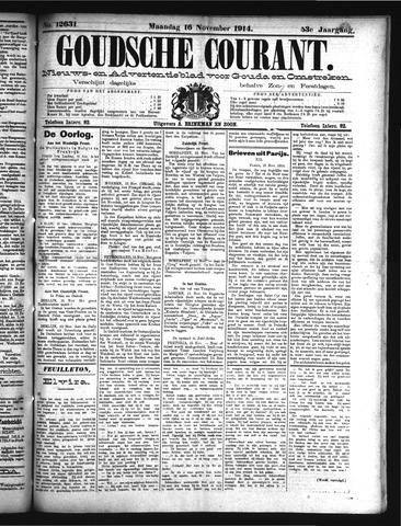 Goudsche Courant 1914-11-16