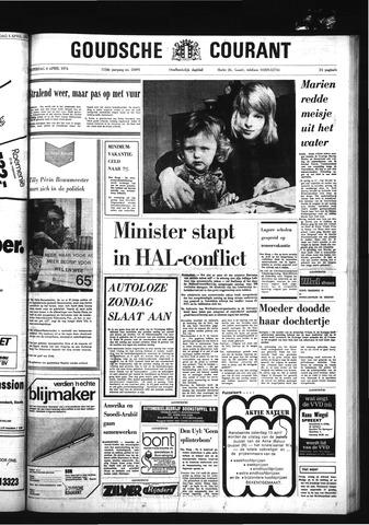 Goudsche Courant 1974-04-06