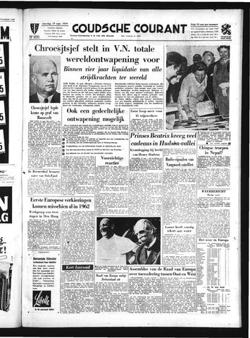 Goudsche Courant 1959-09-19
