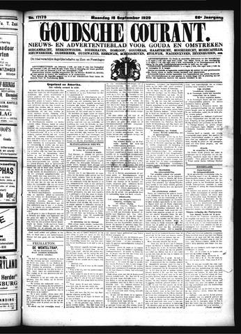 Goudsche Courant 1929-09-16