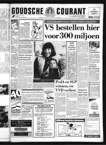 Goudsche Courant 1985-11-28