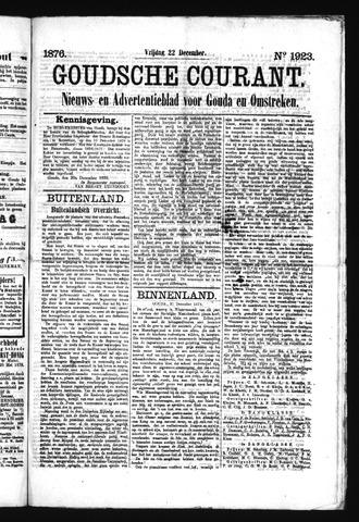Goudsche Courant 1876-12-22