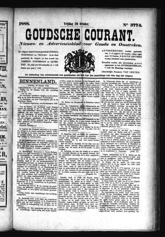 Goudsche Courant 1888-10-26