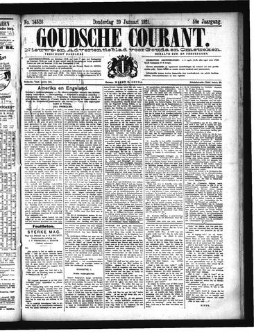 Goudsche Courant 1921-01-20