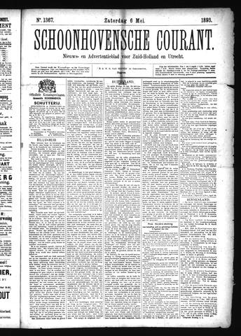 Schoonhovensche Courant 1893-05-06
