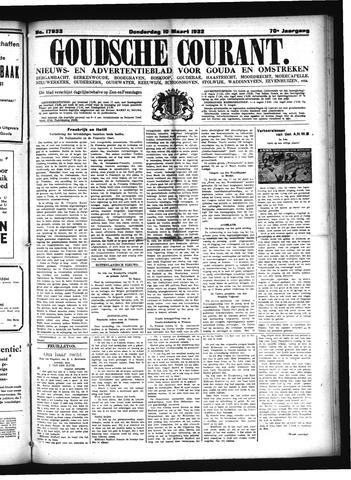Goudsche Courant 1932-03-10
