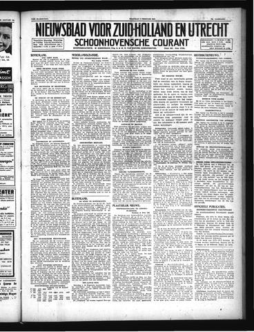 Schoonhovensche Courant 1947-02-03