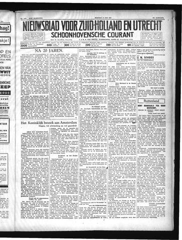 Schoonhovensche Courant 1937-06-14