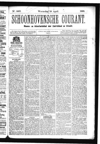 Schoonhovensche Courant 1903-04-29