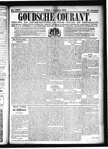 Goudsche Courant 1922-08-04