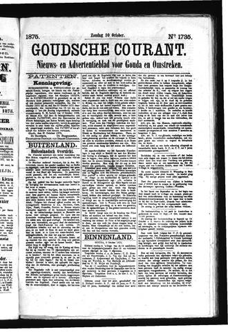 Goudsche Courant 1875-10-10
