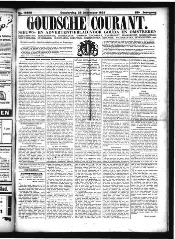 Goudsche Courant 1927-12-29