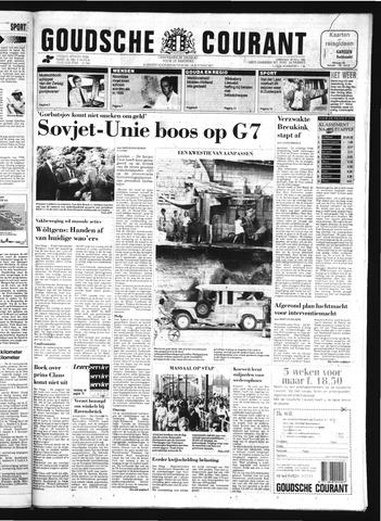 Goudsche Courant 1991-07-16