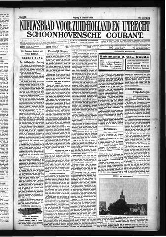 Schoonhovensche Courant 1928-10-05