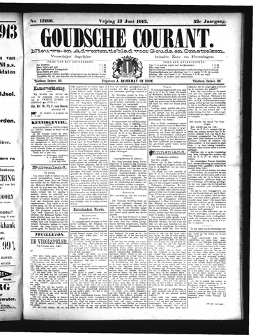 Goudsche Courant 1913-06-13