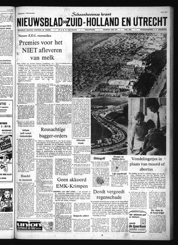Schoonhovensche Courant 1972-07-19
