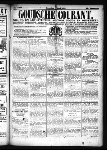 Goudsche Courant 1929-06-17
