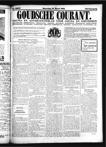 Goudsche Courant 1935-03-25