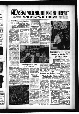 Schoonhovensche Courant 1955-09-19
