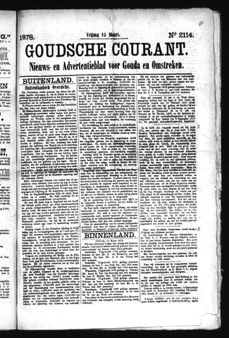 Goudsche Courant 1878-03-15