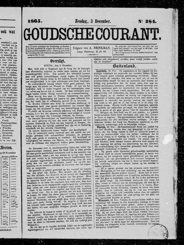 Goudsche Courant 1865-12-03