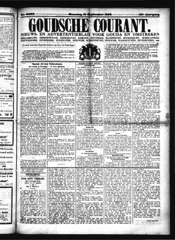 Goudsche Courant 1926-09-13