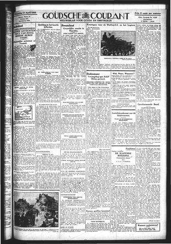Goudsche Courant 1943-04-21