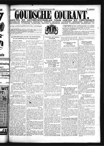 Goudsche Courant 1939-01-23