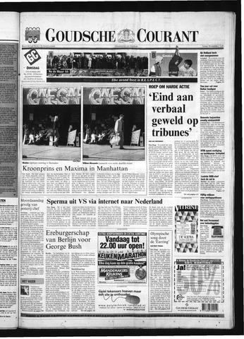 Goudsche Courant 1999-11-09
