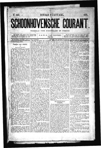 Schoonhovensche Courant 1878-01-06