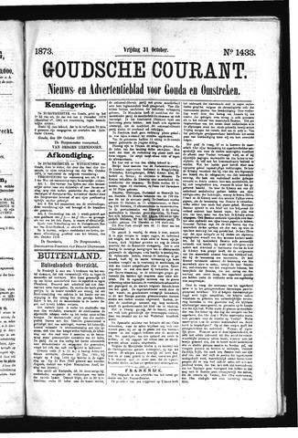 Goudsche Courant 1873-10-31