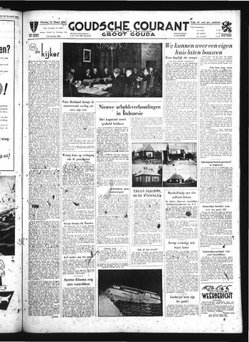 Goudsche Courant 1950-03-21