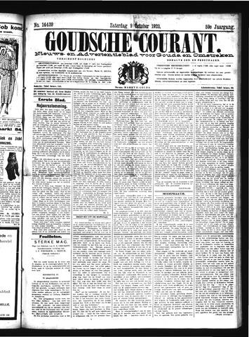 Goudsche Courant 1920-10-09