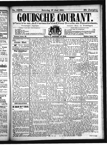 Goudsche Courant 1911-06-17