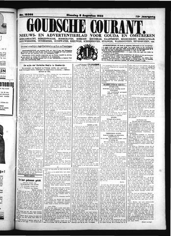 Goudsche Courant 1933-08-08