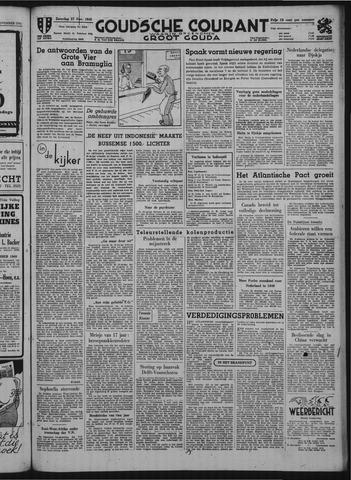Goudsche Courant 1948-11-27