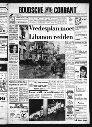 Goudsche Courant 1984-02-06