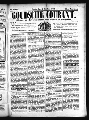 Goudsche Courant 1906-10-04