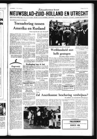 Schoonhovensche Courant 1971-07-09