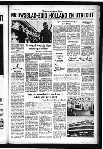 Schoonhovensche Courant 1968-03-27