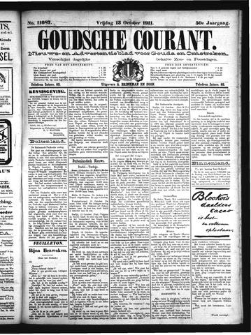 Goudsche Courant 1911-10-13