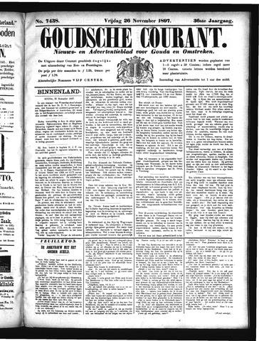 Goudsche Courant 1897-11-26