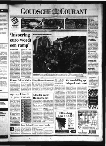 Goudsche Courant 2001-05-28