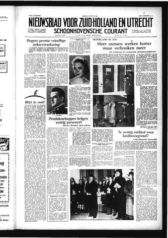 Schoonhovensche Courant 1956-01-06