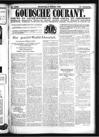 Goudsche Courant 1935-10-03