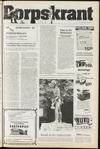 Dorpskrant 1988-02-24