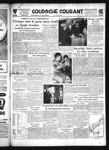 Goudsche Courant 1957-01-26