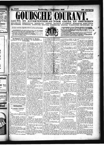Goudsche Courant 1930-09-04